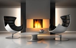 Wohndesign  Modernes Wohndesign - Trends & Tipps